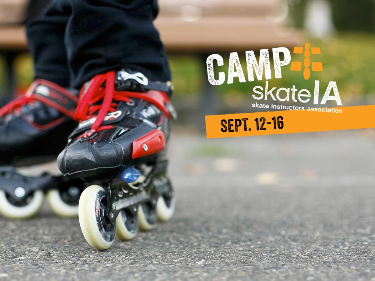 Roller skating x games - Facebook Ad_v1 Camp Skateia